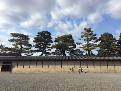 京都御所の梅林