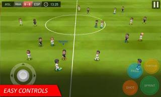 Game Sepak Bola Android / IOS Terbaik dan Terpopuler - Mobile Soccer League