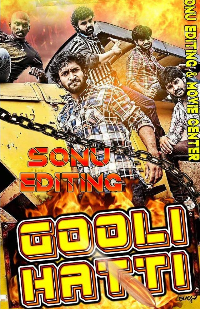 Goolihatti (2018) Hindi Dubbed 450MB HDRip 480p x264