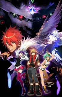 Aquarion Evol Episode 01-26 [END] MP4 Subtitle Indonesia