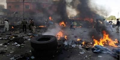 Serangan Bom Bunuh Diri Wanita Nigeria