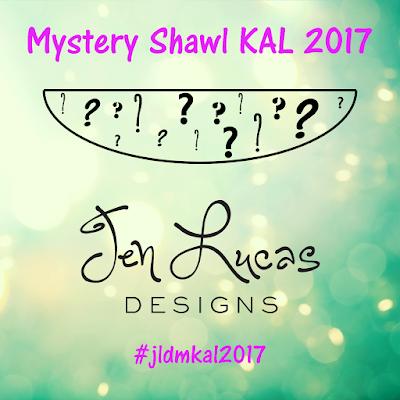Mystery Shawl 2017