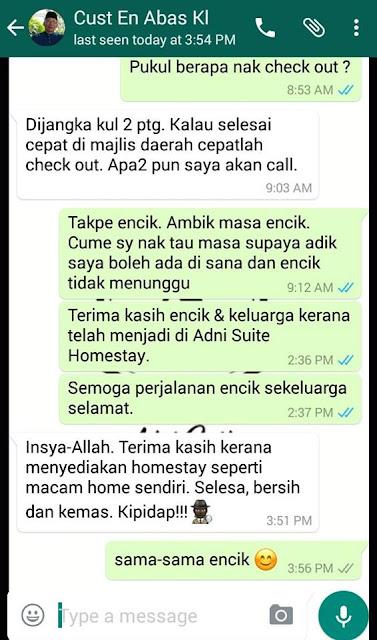Homestay Seri Manjung Lumut- Review|| Encik Abas