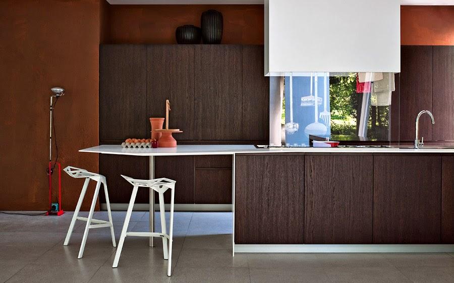 Excepcional Diseños Modulares De Fotos De La Cocina Ilustración ...