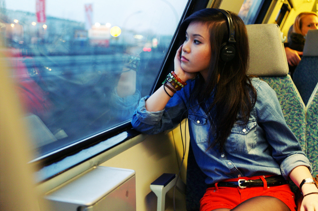 Vietnamesin Hübsch