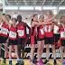 L'escola Joan Maragall guanya dos podis en el campionat estatal de Jugando a l'atletismo