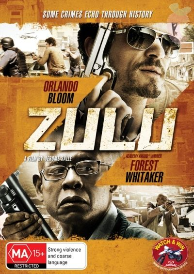 Poster of Zulu 2013 UnRated 720p Hindi BRRip Dual Audio Full Movie Download
