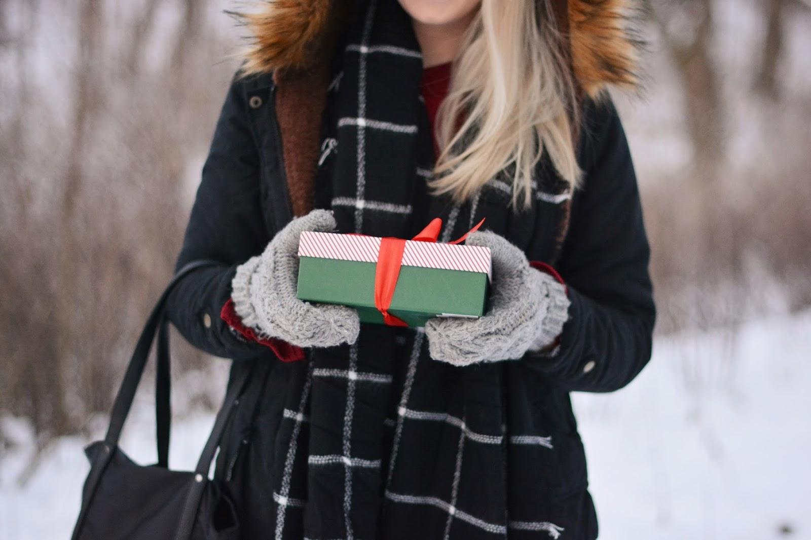 ciepłe rękawiczki