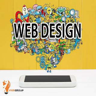 كيفية اختيار الالوان تصميم المواقع