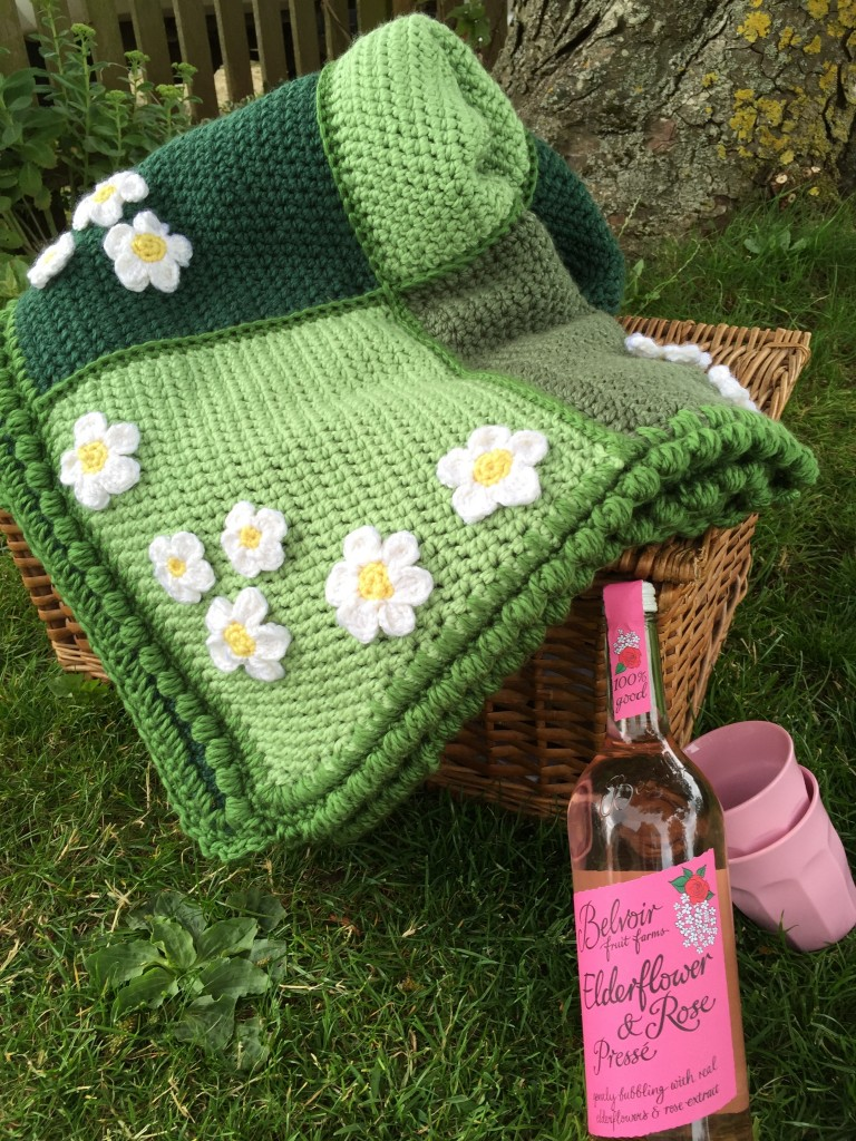 Meadow Picnic Blanket