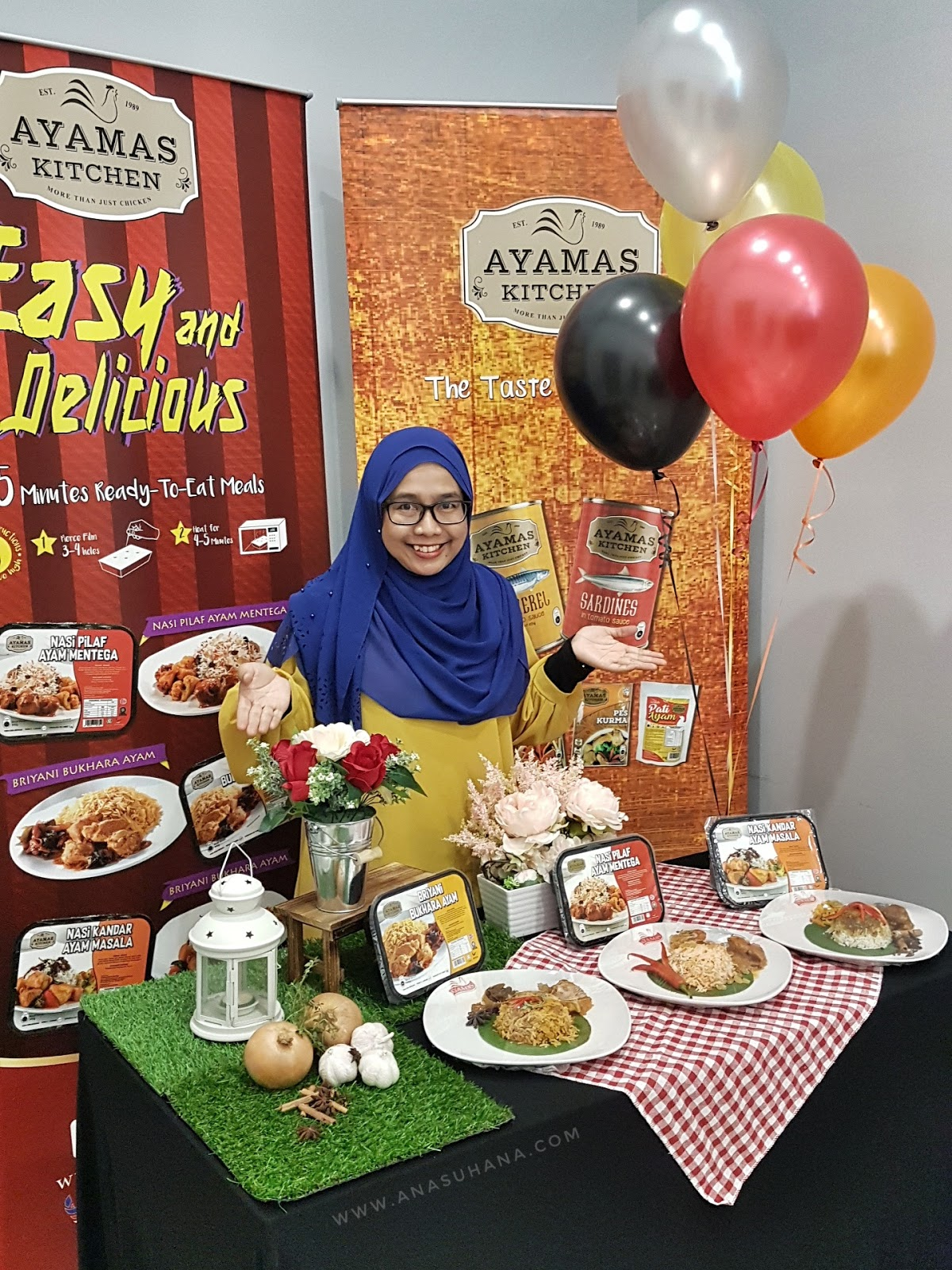 Ayamas Kitchen Ready-to-Eat