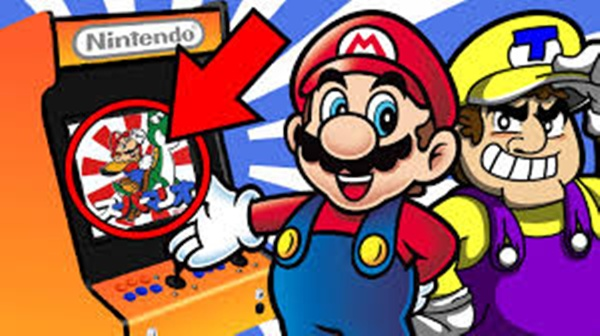 Video reveals details of the fascinating Mario series of