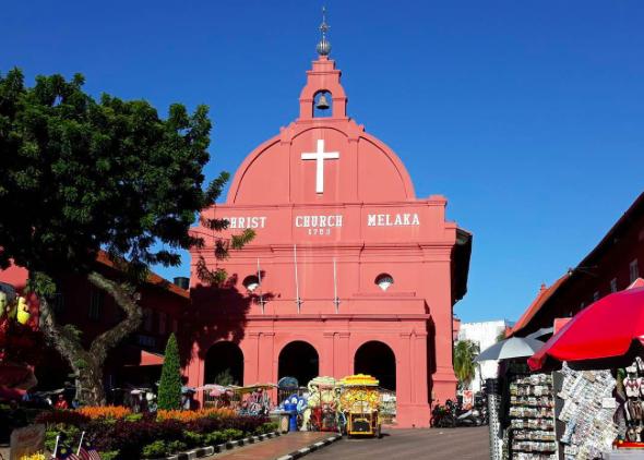 Overnight In Malacca