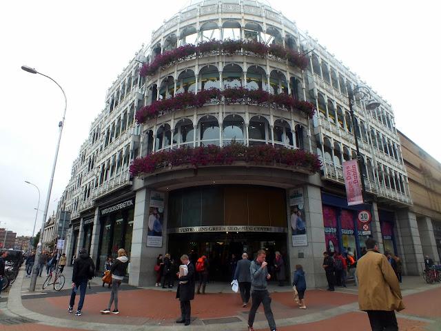 Grafton Street en Dublín