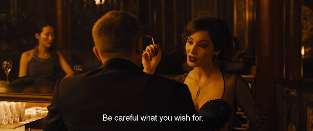 James Bond - Skyfall Movie Quotes, Escape Matter