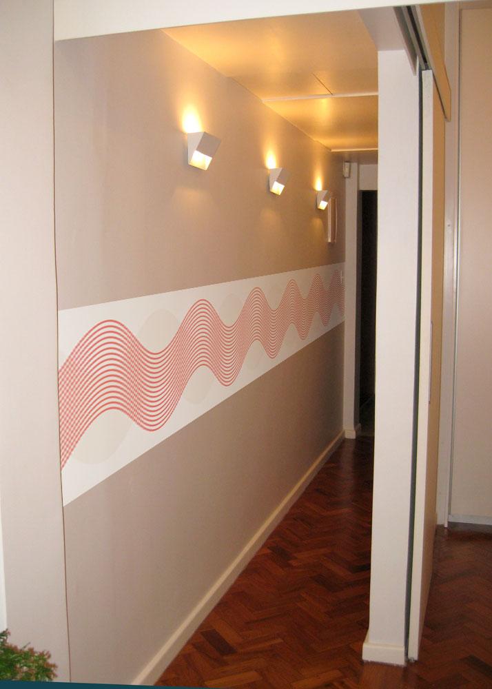 Reforma reforma pap is pelas paredes - Papel decorado para paredes ...