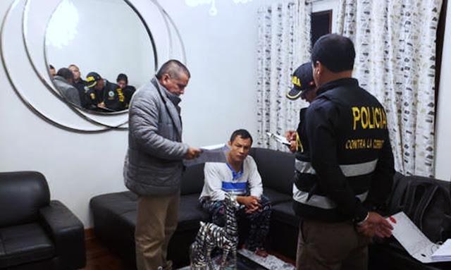 Policía detuvo a oficiales y miembros del Ejército por robar combustible