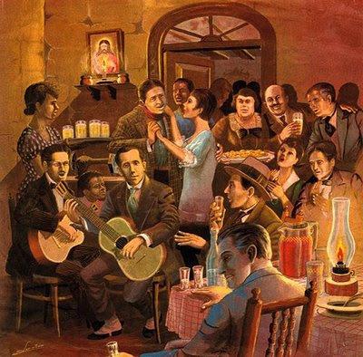 Dia de la canción criolla, Jarana Limeña