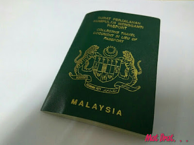 Passport Kumpulan / Group Passport