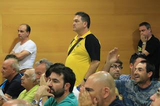 Asamblea del Barakaldo Club de Fútbol