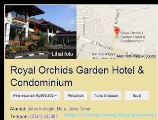 Royal Orchids Garden Hotel