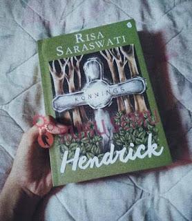 Contoh Teks Resensi Buku Novel Hendrick Karya Risa Saraswati, bukusemu