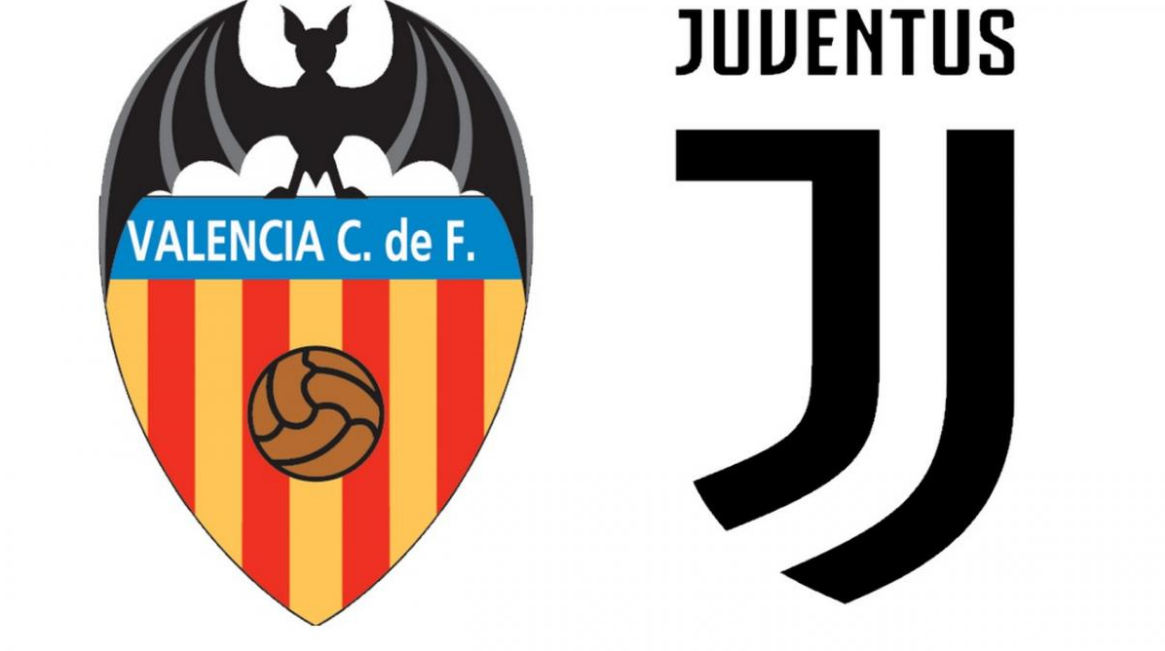 VALENCIA-JUVENTUS Streaming Rojadirecta Facebook Live-Stream Video YouTube, dove vederla con PC iPhone Tablet TV.