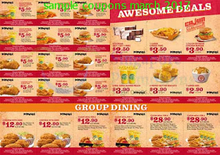 free Mcdonalds coupons for march 2017