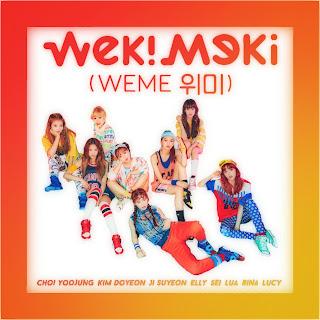 Weki Meki 위키미키 - I Don't Like Your Girlfriend Lyrics with Romanization