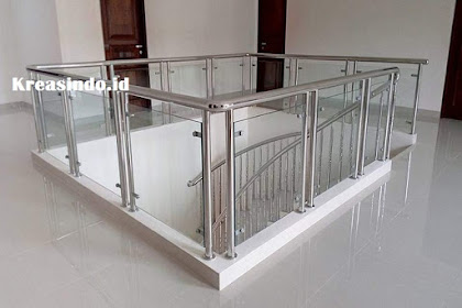 Jasa Railing Balkon Kaca di Bekasi dan Harga Bersaing