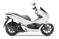 Honda PCX125 (2018) Side 1