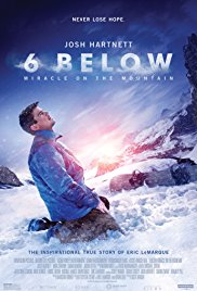 فيلم 6Below: Miracle on the Mountain 2017 مترجم