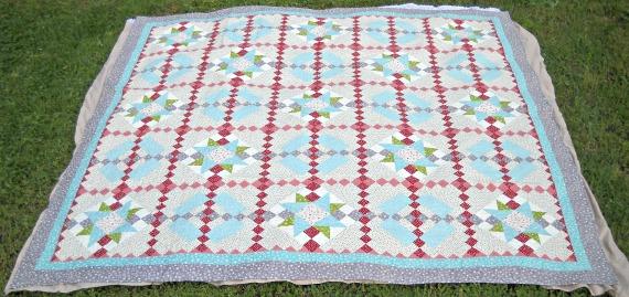 Winterberry Pie Quilt Pattern Pieced JT