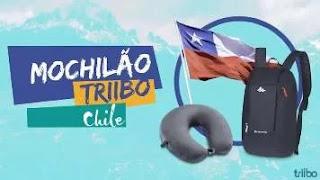 Promoção Mochilão Triibo 2019 Prêmios Semanais e Uma Viagem Chile