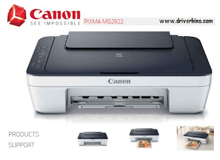 Canon Printer Drivers PIXMA MG2922 Free Download