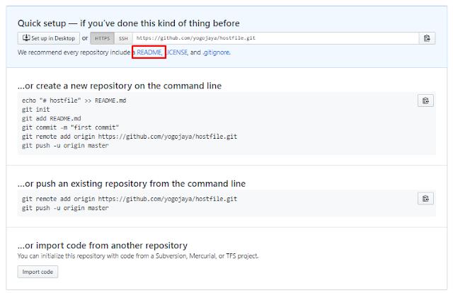Cara Praktis dan Gratis Hosting File JS, CSS, HTML