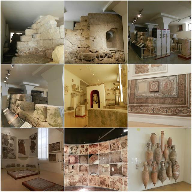 Um dia em Tarragona - o que ver além das ruínas romanas - Museu Nacional Arqueològic de Tarragona
