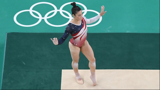 Aly Raisman Floor Routine Music