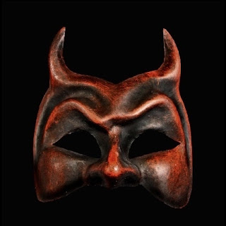 Halloween mask by simply masquerade masks shop