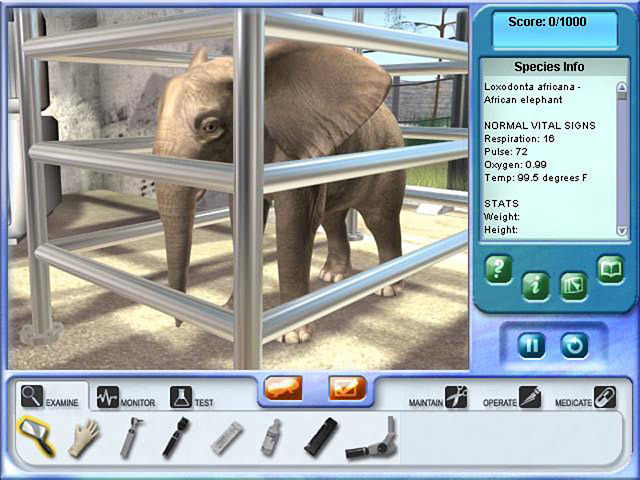 Zoo Vet PC Game