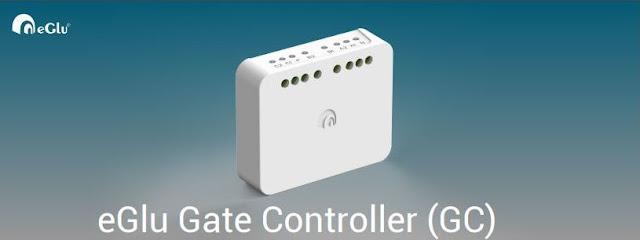 eGlu Smart Home Gate Controller