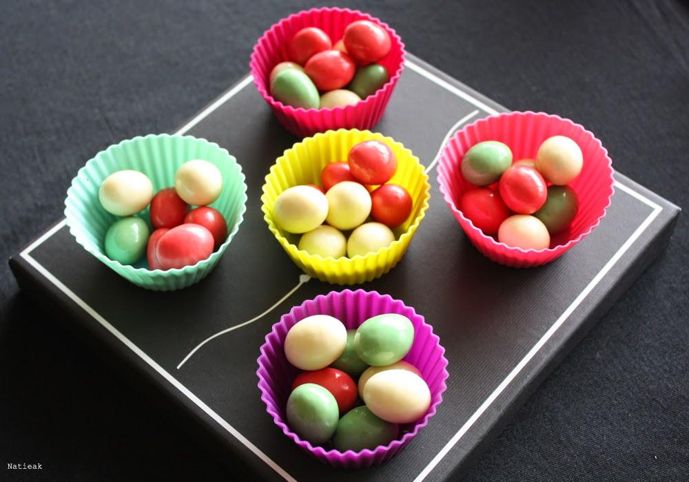 Paris chocolat coffret Oeufs Feuilletés de Pâques.