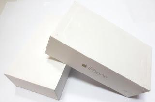 Dus Hape iPhone 6 Bekas Mulus