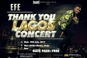 """Efe """"Lagos Thank You Concert"""" Coming Up Soon!!(More Details)"""