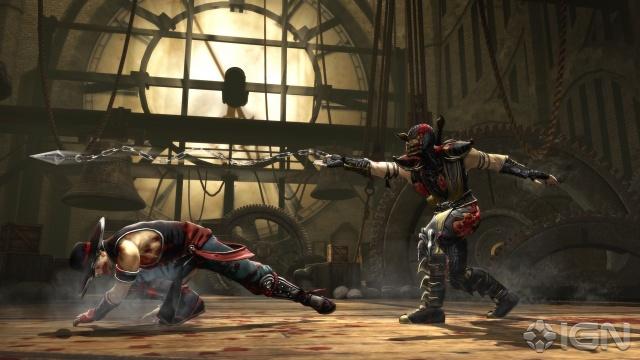 تحميل لعبة مورتال كومبات 9 Mortal Kombat للكمبيوتر