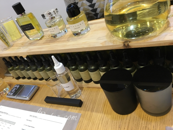 AROMIND Perfume Workshop: