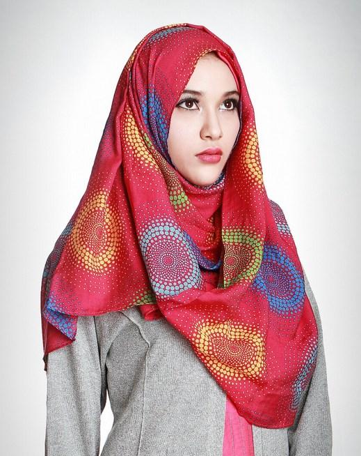 Konsep Foto Hijab Potrait cantik