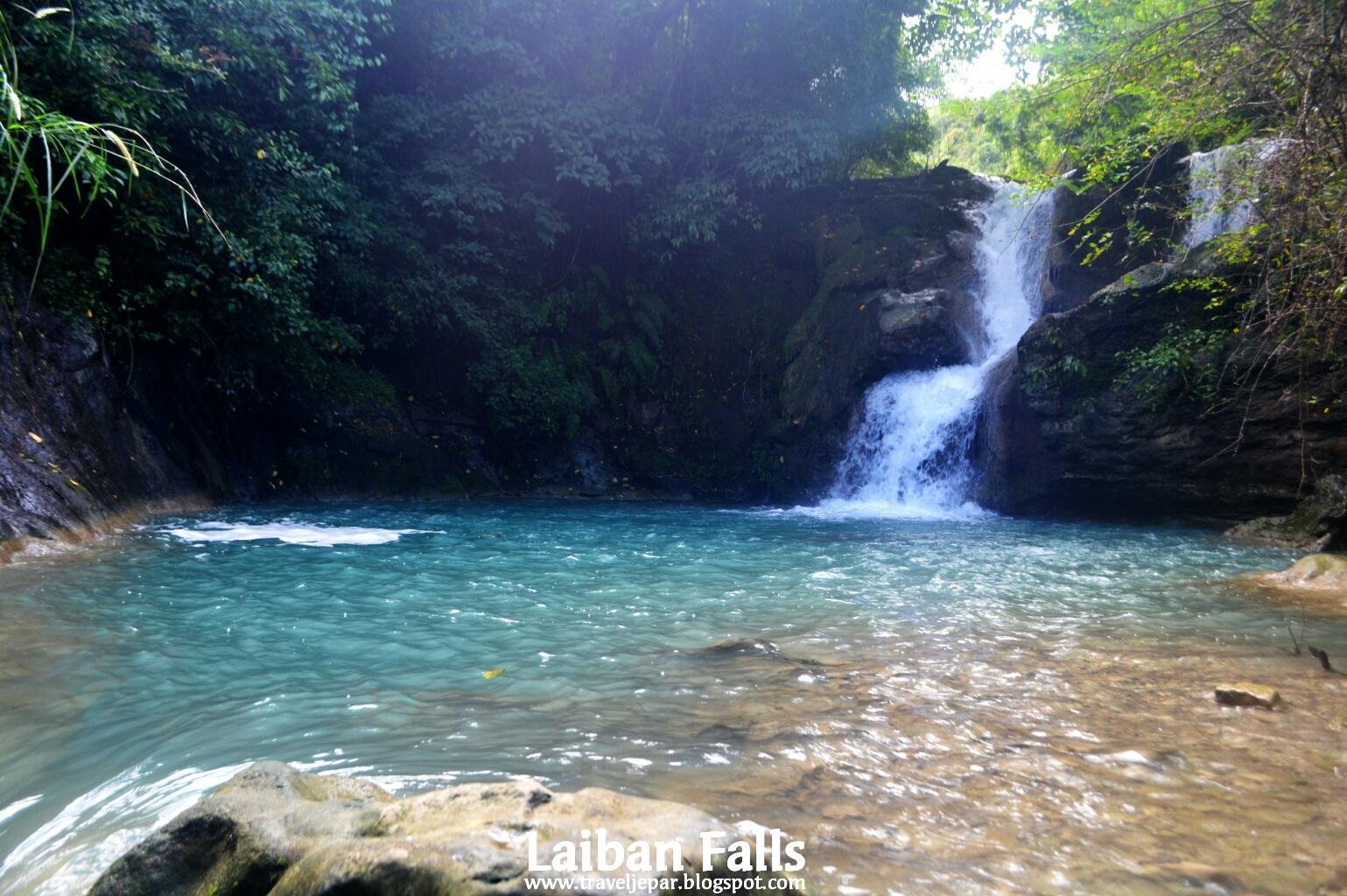 travel jepar laiban falls tanay rizal