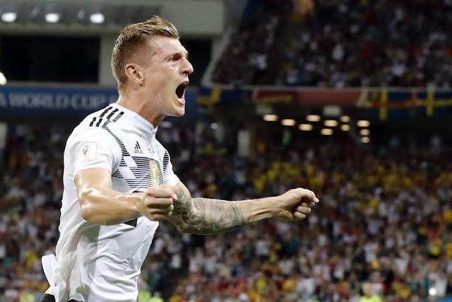 Dünyanın En Çok Kazanan Futbolcu - Toni Kroos - Kurgu Gücü