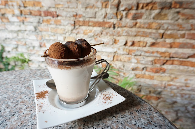Eat At 18 Cafe - Hot Chocolate